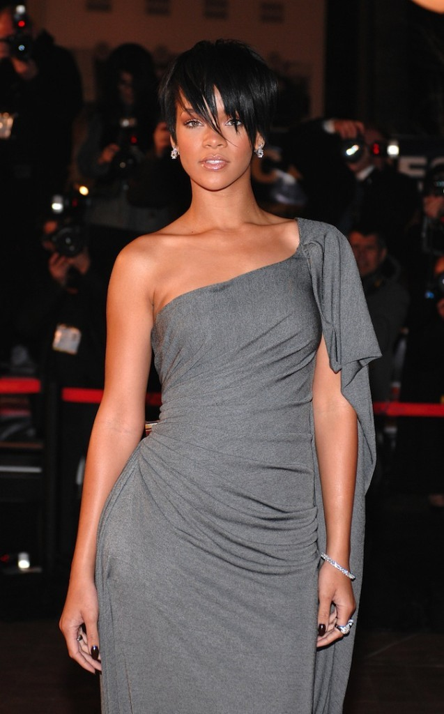 Rihanna aux NRJ Awards