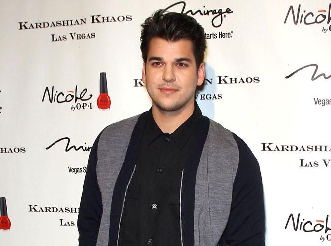 Mode : Rob Kardashian veut lancer une ligne de chaussettes !