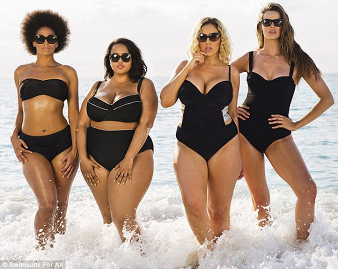 La campagne de Swimsuit for all