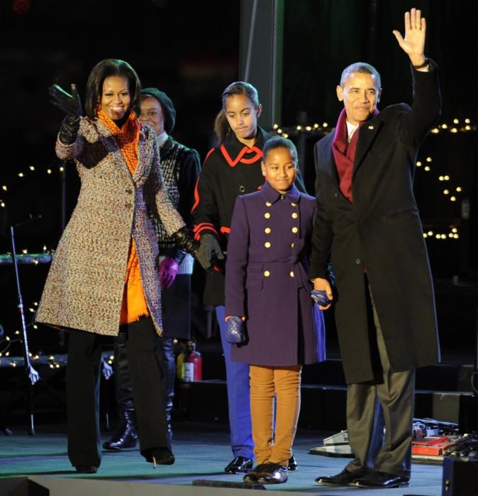 Mode : Sasha Obama : la petite princesse de la maison blanche en 13 looks pour ses 13 ans !