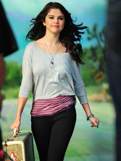 Selena Gomez pour la campagne Dream Out Loud
