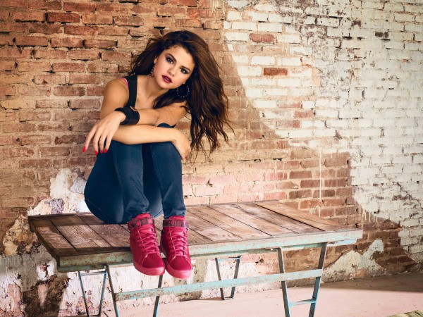 Chaussure Adidas Neo Selena Gomez