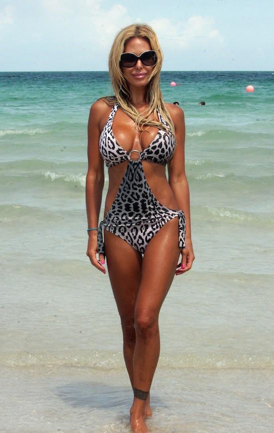 Shauna Sand en 2011
