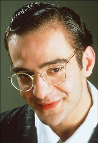 John Galliano en 1997.