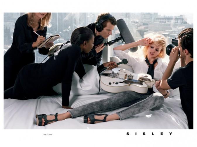 Mode : Sisley : La marque a choisi la fille de Carine Roitfeld comme égérie !