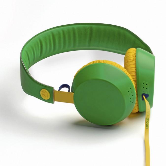 Casque audio modèle Brésil, Coloud 25 €