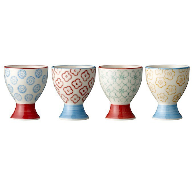 Coquetiers en porcelaine, Twicy Store 19,50€