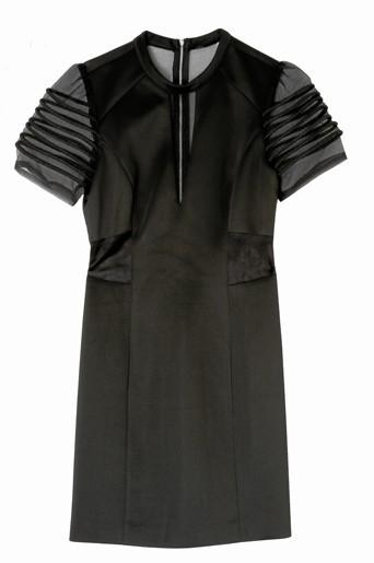 Esprit couture, manches en voile, Y.A.S, 79 €