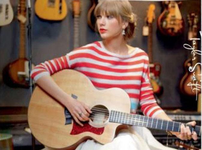 Mode : Taylor Swift à l'aise dans ses baskets pour sa dernière campagne pour Keds !
