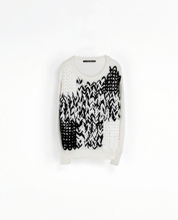 En polyester, Zara 69 €