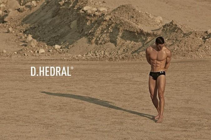 Thom Evans pour D.Hedral