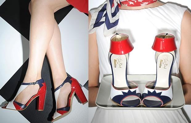 Collection 2010 Amélie Pichard pour Bata