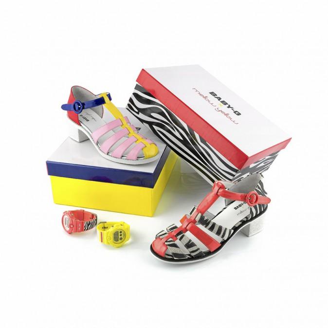 Assortissez votre montre et vos chaussures grâce à Casio et Mellow Yellow !