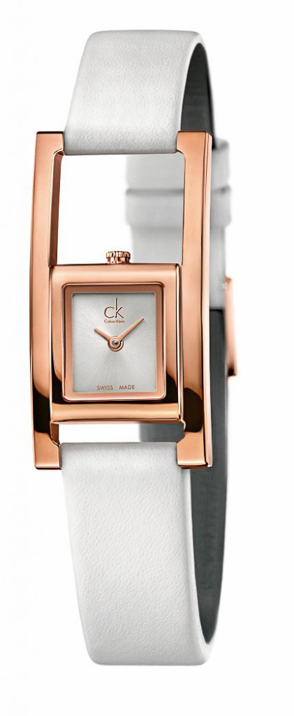 Bracelet en cuir, Calvin Klein, 215€