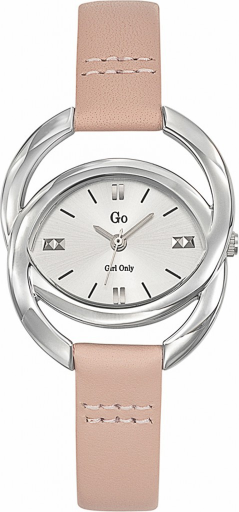 Bracelet en cuir, Go Girl Only, 49€