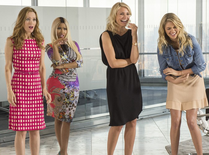 Mode : Triple Alliance : une alliance de styles pour Cameron Diaz, Leslie Mann et Kate Upton !