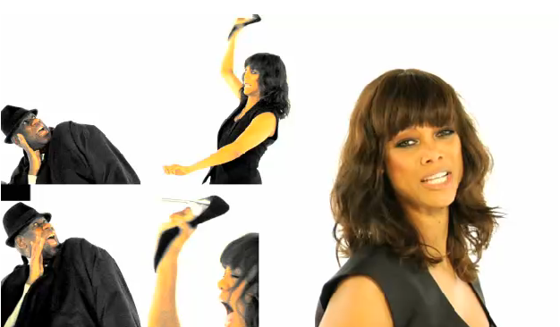 Tyra Banks : Meutre au stiletto !