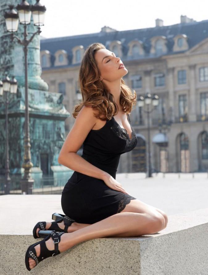 Vanessa Demouy : une égérie Mam'zelle sublissime !