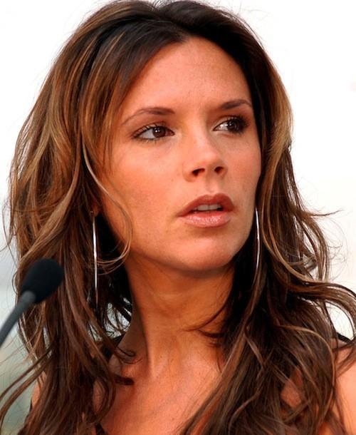 Victoria Beckham en 2004
