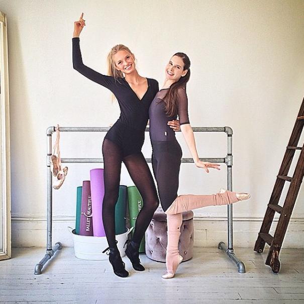 Mode : Victoria's Secret : entrainement intensif pour nos anges avant le jour J !