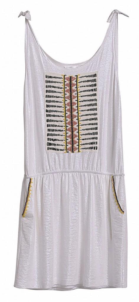 Robe brodée, See U Soon 75 €