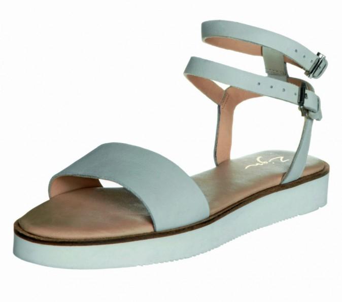 Sandales à lanières, Zign sur Zalando 60 €