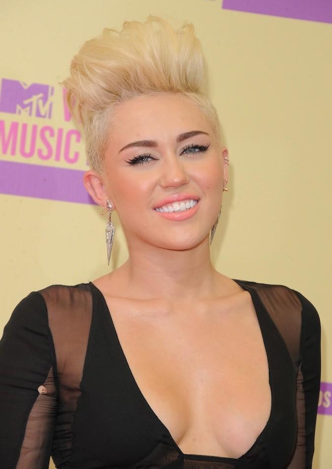 Miley Cyrus : she rocks !