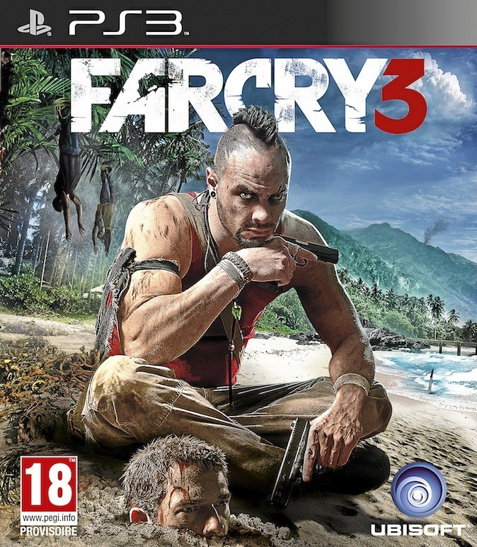 Jeu Farcry 3 pour PS3, Ubisoft 64,90 €