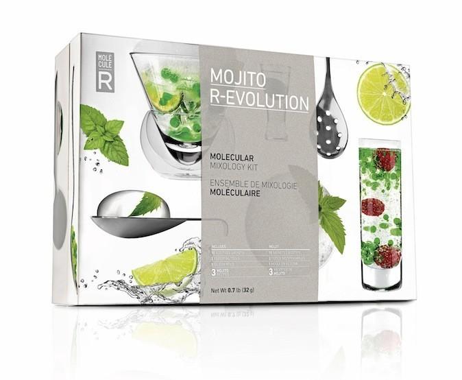Kit mojitomoléculaire, bienmanger.com 27,95 €