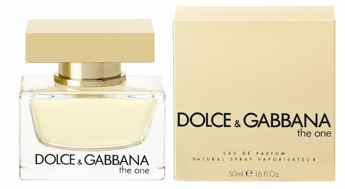 Eau de parfum, The One, Dolce & Gabbana. 78,90 € les 50 ml.