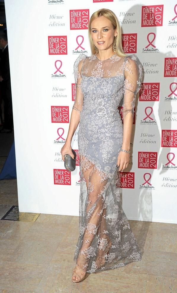 Diane Kruger en Erdem