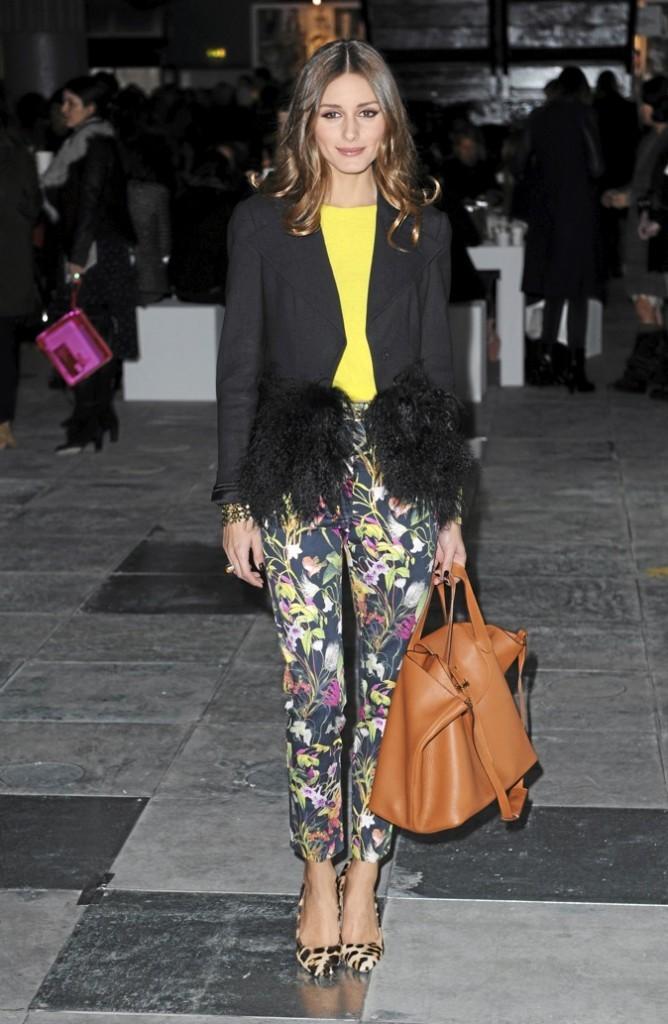 Olivia Palermo en Topshop !