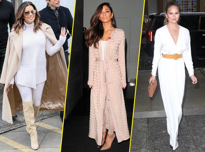 Palme Fashion : Eva Longoria, Nicole Scherzinger, Chrissy Teigen : Qui a été la plus stylée cette semaine ?