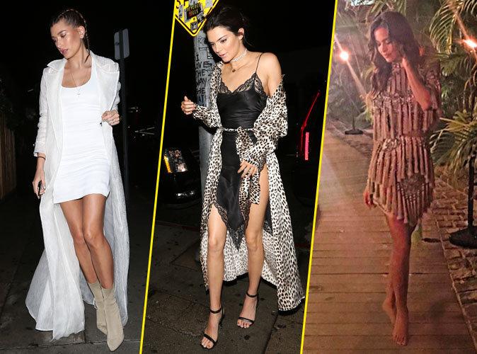 Palme Fashion : Hailey Baldwin, Kendall Jenner, Leila Ben Khalifa : Qui a été la plus stylée cette semaine ?