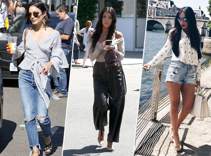 Palme Fashion : Vanessa Hudgens, Kourtney Kardashian, Sananas... Qui a été la plus stylée cette semaine ?