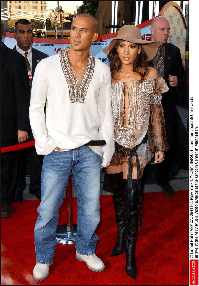 Jennifer Lopez et Cris Judd