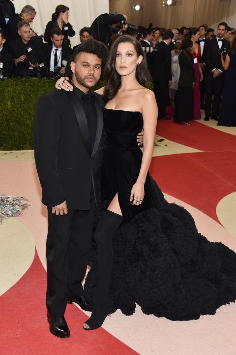 The Weeknd et Bella Hadid