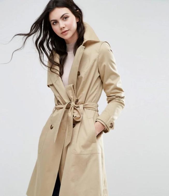 ASOS Tall - Trench-coat classique - 80€