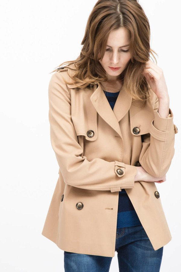 Sinéquanone Trench court - 189€