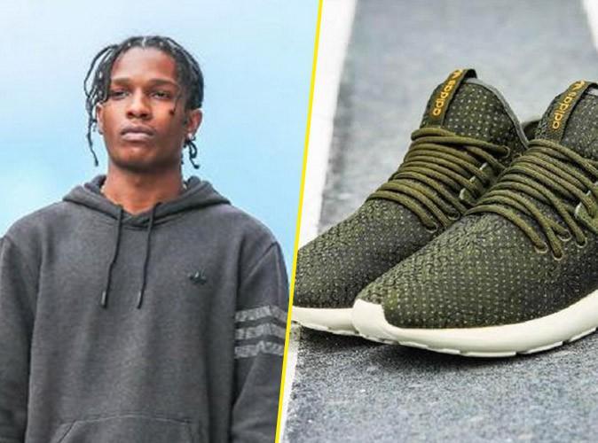 Photos : A$AP Rocky X Foot Locker lancent les nouvelles Tubular Runner S d'Adidas !