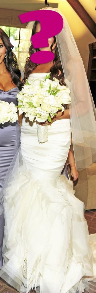 """D- """"Un mariage à la hauteur de mon basketteur de mari."""""""