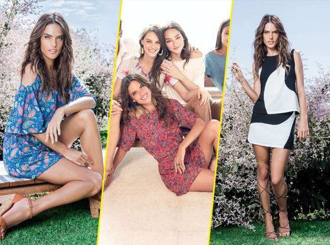 Photos : Alessandra Ambrosio : beauté bohème pour Dafit !
