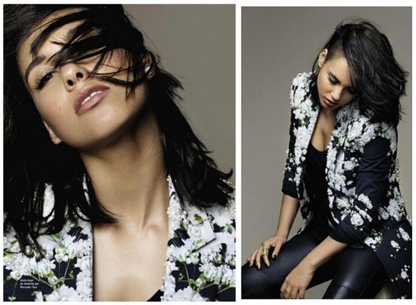 Alicia Keys en Givenchy