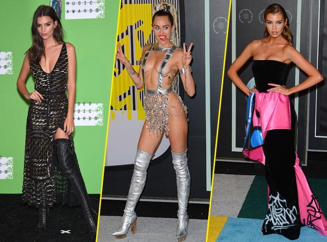 Photos : MTV VMA 2015 : Emily, Miley, Stella... Elles se sont bien loupées !