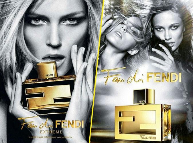 Photos : Anja Rubik nous enivre pour le dernier parfum Fendi ! Découvrez-le !