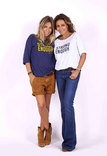 Photos : ba&sh s'engage contre le cancer du sein !