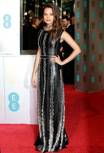 Photos : BAFTA 2016 : tous les plus beaux looks de la cérémonie !