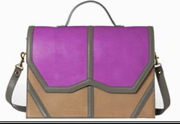 Le sac color block : La Halle 29 €