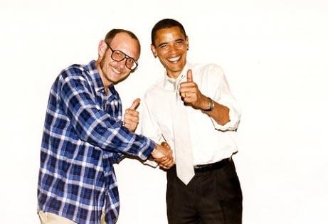 Terry et Barack : un duo de choc !