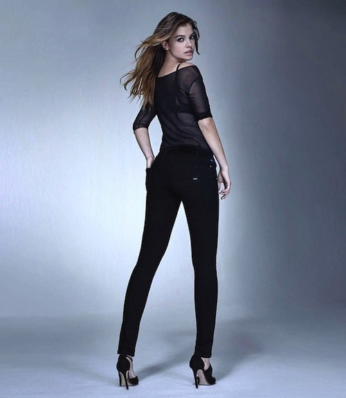 Photos : Barbara Palvin : parfaite denim girl pour Blackey Jeans !